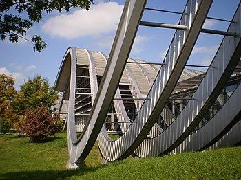Zentrum Paul Klee, Architektur.JPG