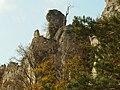 Zrúcanina Súľovského (Roháčskeho) hradu - panoramio.jpg