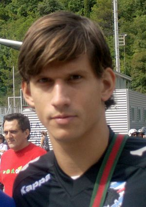 Zsolt Laczkó - Laczkó at Sampdoria