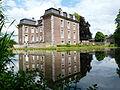 Zuidwestzijde kasteel Cortenbach, Voerendaal.JPG