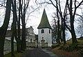 Zvonice u kostela svatého Martina v Domoušicích (Q94448838) 01.jpg