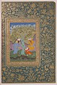 """A Youth Fallen From a Tree"", Folio from the Shah Jahan Album MET sf55-121-10-20a.jpg"