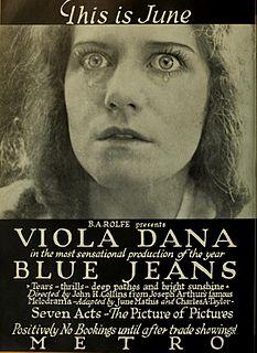 <i>Blue Jeans</i> (1917 film) 1917 American film