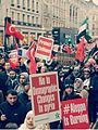 'No To Demographics Changes In Syria' - London Protest.jpg
