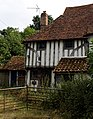 'The Row' Crow St timber frame house Henham Essex England.jpg