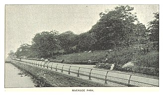 Riverside Park (Manhattan) - Ca 1890