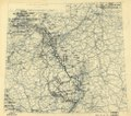 (March 21, 1945), HQ Twelfth Army Group situation map. LOC 2004631911.tif