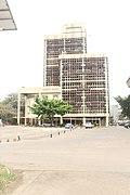 (Photo-walk Nigeria), picture of the senate building, UNILAG.jpg