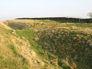 Milecastle 33 - The site of Turret 33A