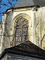 Écouen (95), église Saint-Acceul, abside, pan nord-est.JPG