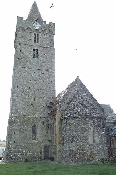 Église Notre-Dame de Portbail