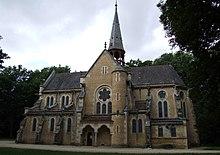 Chapelle Notre-Dame du Chêne, Bar-sur-Seine (Бар-сюр-Сен), Шампань, Франция @frenchtrip.ru