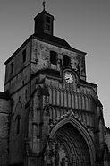 Église abbatiale Saint-Saulve Montreuil-sur-Mer