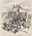 Événements d'Espagne, prise de la redoute de Gavate sur les carlistes par les miquelets et l'infanterie de marine (Dessin de M Vierge, d'après le croquis de notre correspondant spécial).jpg