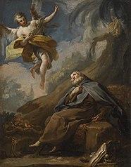 The Ecstasy of Saint Anthony Abbot