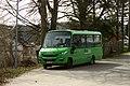 Český Dub, minibus.jpg