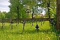 Łosie, cmentarz wojenny nr 71 (HB1).jpg