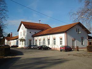 Željeznički kolodvor Čakovec - jug