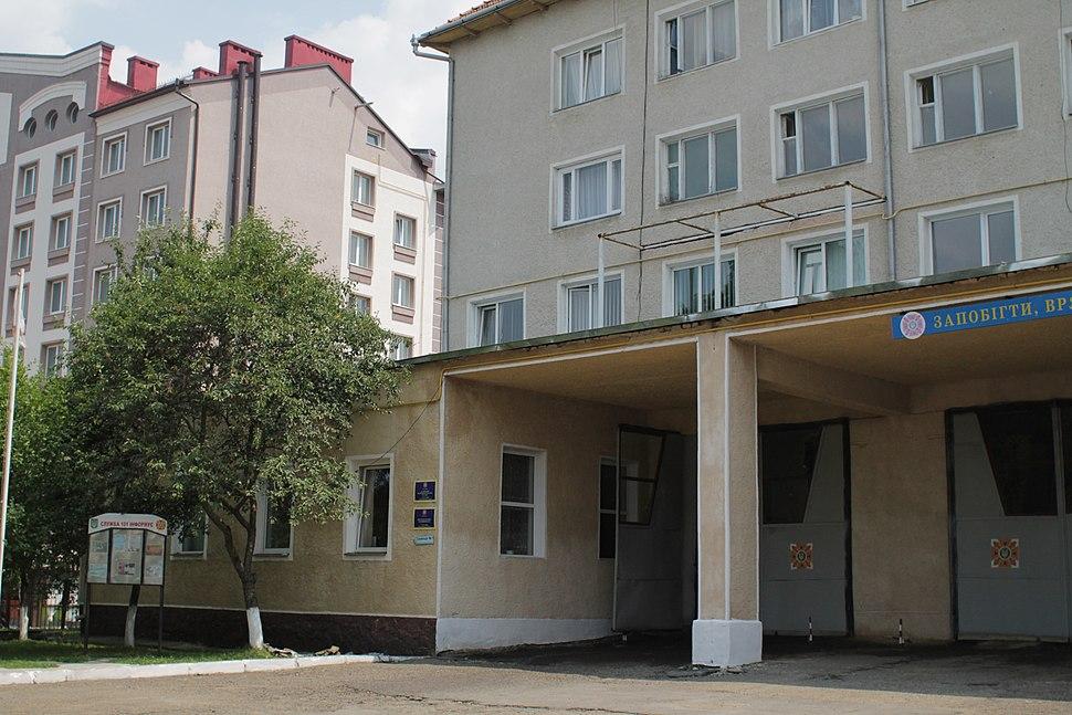 Богородчани, 4 державна пожежно-рятувальна частина у ДСНС України, 2