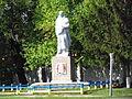 Братська могила учасників встановлення радянської влади, радянських воїнів, пам'ятник землякам.JPG