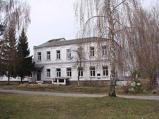 Brusyliv, Zhytomyr Oblast Urban locality in Zhytomyr Oblast, Ukraine