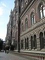 Будинок Дворянського зібрання, в якому з 1844 р. містилася контори Київського комерційного банку.JPG