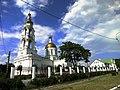 Воскресенская церковь на Всесоюзной нач 19 в.JPG