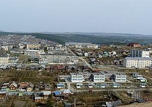 Nyazepetrovsk - City of Nyazepetrovsk