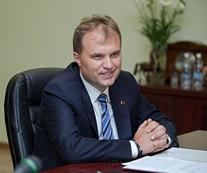 President of Transnistria - Image: Евгений Шевчук