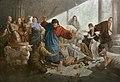 Изгнание торгующих из храма. XXI век.jpg