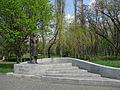 Комплекс памяток на місці масового знищення мирного населення та військовополонених в урочищі Бабин Яр 03.JPG