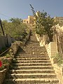 Лестница к Дербентской цитадели «Нарын-Кала».jpg