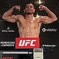 Махмуд мурадов UFC.jpg