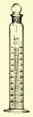 Мерный цилиндр с пробкой, градуированный и на выливание, и на наполнение.png