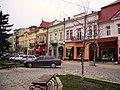 Мукачеве - Комплекс забудови на площі Миру PIC 0236.JPG