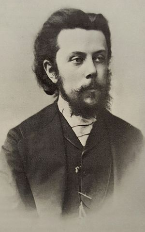 Night on Bald Mountain - Modest Mussorgsky, 1865