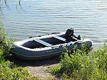 Надувная лодка на Амуре фото1.JPG