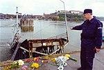 Нато бомбама срушио Варадински мост.jpeg