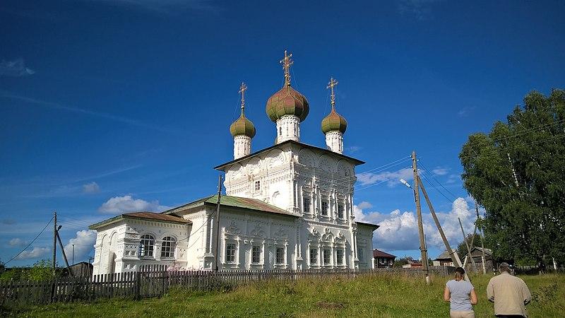 File:Никольская церковь, Ныроб.jpg