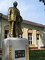 Пам'ятник І.Я. Франку, смт. Клевань.JPG