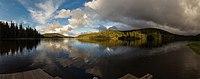 """Панорама от """"Голям Беглик"""" - Местност Чатъма.jpg"""