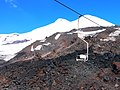 Подъёмник до станции Гарабаши (3750 м). Эльбрус. Кабардино-Балкария.jpg
