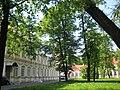 Санкт-Петербург. Александро-Невская лавра. Внутренний сад..JPG