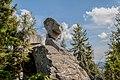 Угорські скелі. Камяний ідол.jpg