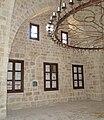 جامع السلطان ابراهيم إيوان المقام.jpg