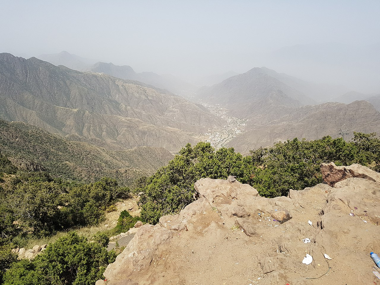 Asir mountain chain - Things to Do in Saudi Arabia