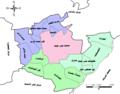خريطة مركز بني عبيد-محافظة الدقهلية-2016.png