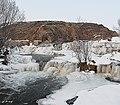 زمستان با سرمای وحشتناک -تازه کند سفلی- مراغه - panoramio.jpg