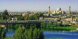 Stary Most w Mosulu
