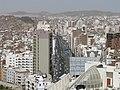 نمایی از شهر مکه - از پشت بام هتل هبت الله 01 - panoramio.jpg